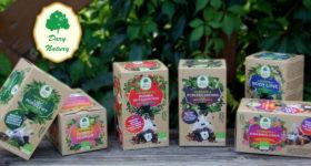 Ekologiczne herbaty